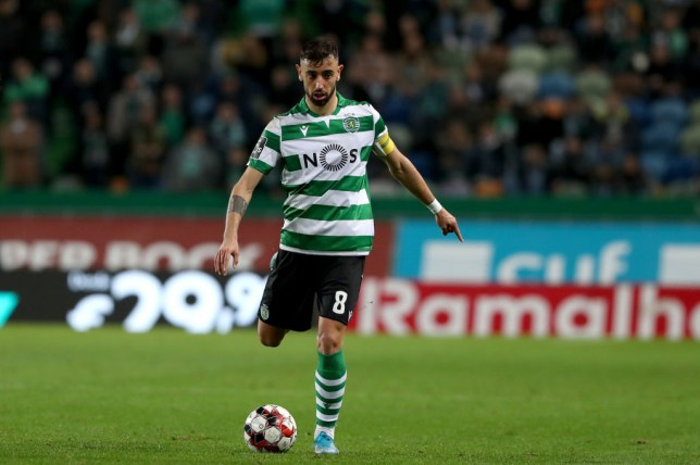 Manchester United fans beg Ed Woodward to complete Bruno Fernandes transfer after 60-yard pass against Benfica