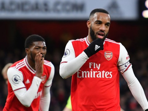 Alexandre Lacazette tells 'naive' Arsenal teammates they need to be 'nastier' after Sheffield United draw
