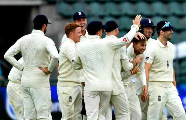 England dominated South Africa in the third Test in Port Elizabeth