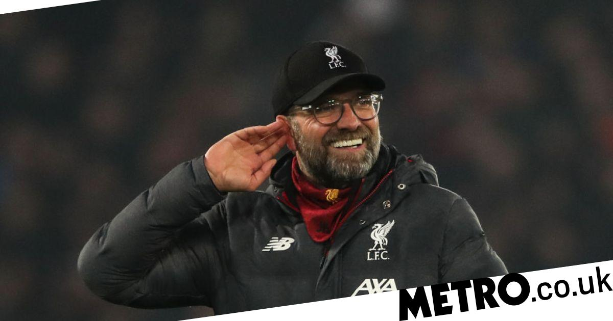 Jurgen Klopp takes swipe at Manchester United after Liverpool win