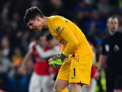Frank Lampard criticises Kepa Arrizabalaga after Chelsea draw and says he must improve
