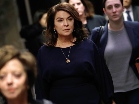 Who is Harvey Weinstein accuser Annabella Sciorra and what does she say happened?