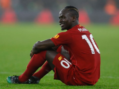 Sadio Mane available for Liverpool's Premier League trip to Norwich after recovering from injury