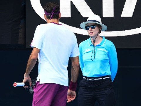 Roger Federer defends confrontation with officials during Australian Open comeback