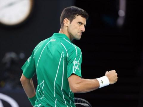 Novak Djokovic to meet Roger Federer for the 50th time in Australian Open semi-finals