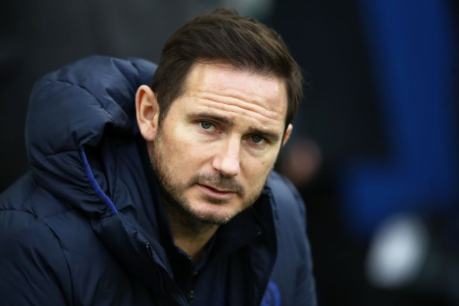 Frank Lampard's Chelsea side were held to a point away at Brighton