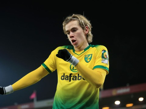 Manchester United ready to sign Norwich ace Todd Cantwell