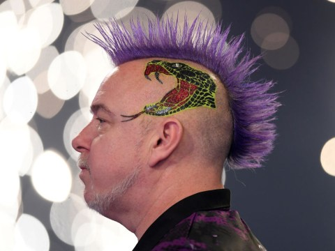Peter Wright reacts to sublime PDC World Darts Championship final win over Michael van Gerwen