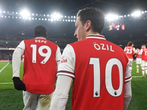 Mesut Ozil sends message to Arsenal fans after victory over Manchester United