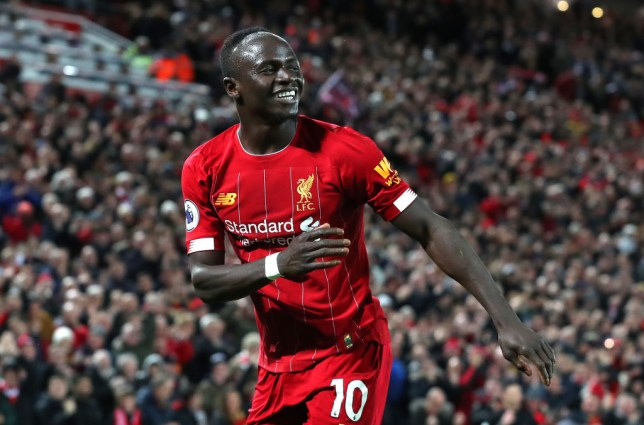 Sadio Mane has had an outstanding season with Liverpool