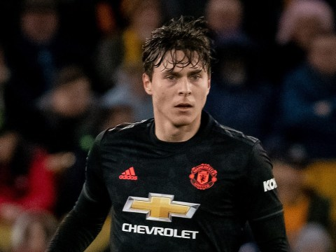 Victor Lindelof rates Manchester United's youngsters against Wolves