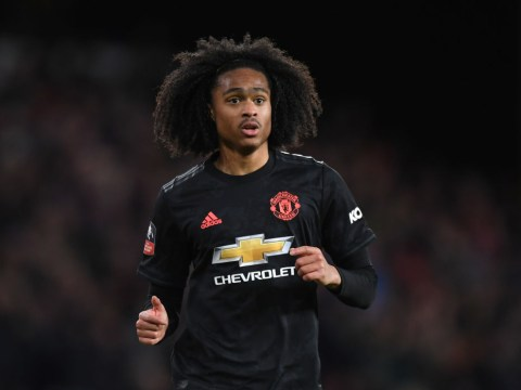 Ole Gunnar Solskjaer singles out Tahith Chong for praise after Man Utd draw with Wolves