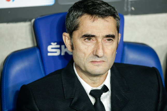 Ernesto Valverde has been sacked by Barcelona and replaced by Quique Setien