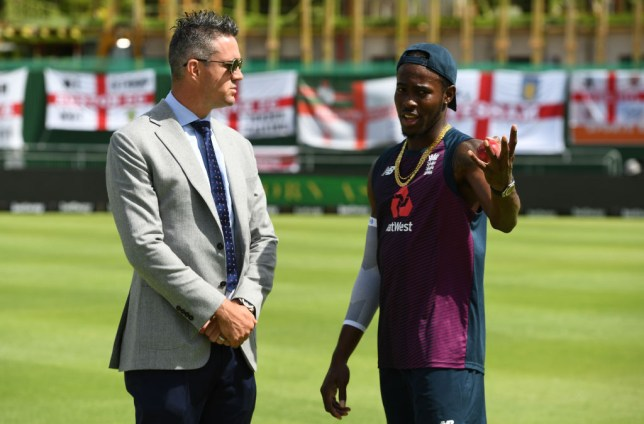 Kevin Pietersen is concerned by England's handling of Jofra Archer