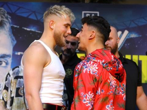 Who won the Jake Paul vs Gib boxing match?
