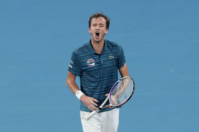 Angry Medvedev joins Federer, Djokovic and Nadal as top-four Australian Open seed as he fires Russia to ATP Cup semi-final