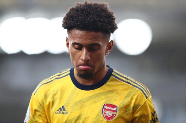 Mikel Arteta has been impressed by Reiss Nelson since his days in Arsenal's youth teams