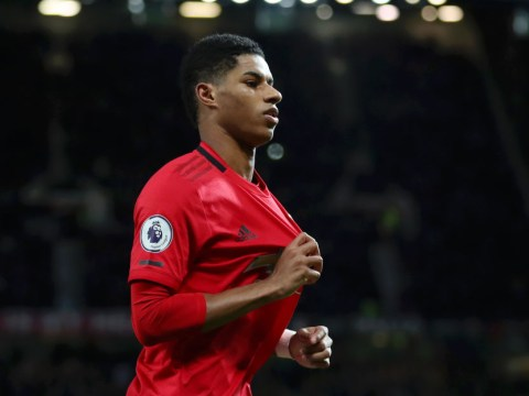 Manchester United boss Ole Gunnar Solskjaer reveals injury forced Marcus Rashford substitution against Norwich