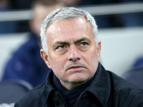 Jose Mourinho takes dig at 'lucky' Liverpool after Spurs' defeat