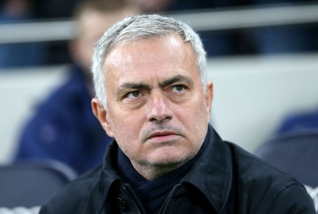Jose Mourinho took a sly dig at Liverpool