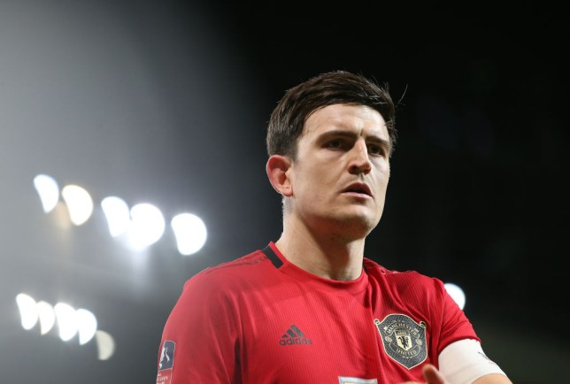Gary Neville sends warning to new Manchester United captain Harry Maguire