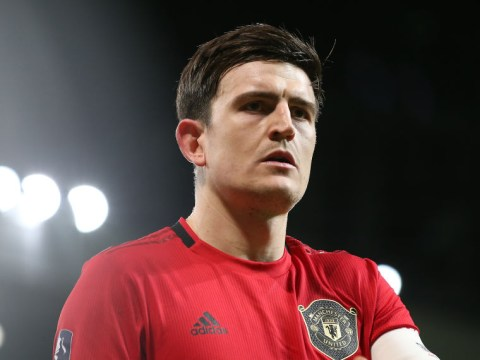 Harry Maguire admits Manchester United have a weakness in defending set-plays ahead of Chelsea clash