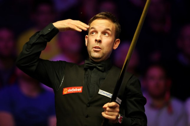 Ali Carter has 'been to hell and back' with life-threatening illness ahead of dream Masters run
