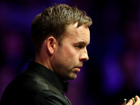 The Masters is mine to lose, says Ali Carter after booking his spot in the final