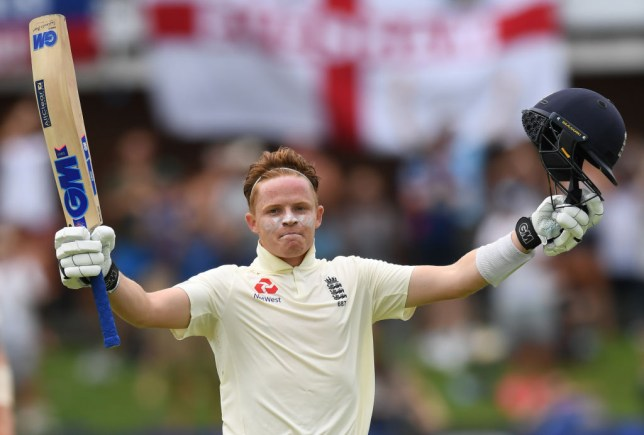 Ollie Pope scored a century as England took charge of the third South Africa Test