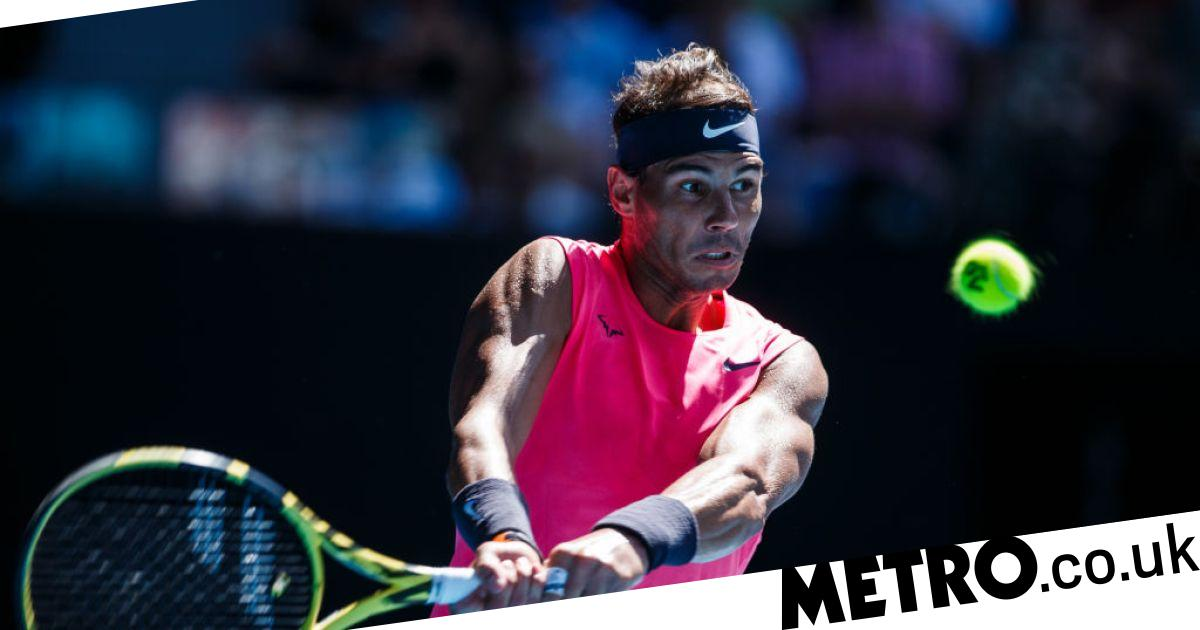 Nadal puts Grand Slam chase with Federer and Djokovic into perspective