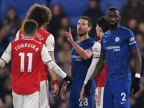 Cesc Fabregas praises Arsenal's bravery in dramatic draw with Chelsea