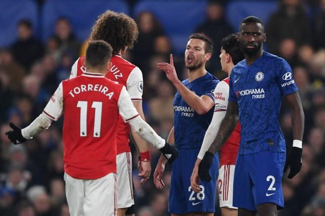 Chelsea vs Arsenal