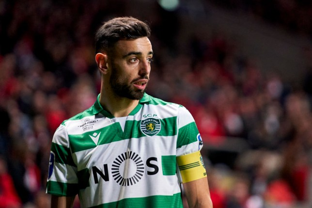 Manchester United hope to sign Bruno Fernandes from Sporting Lisbon