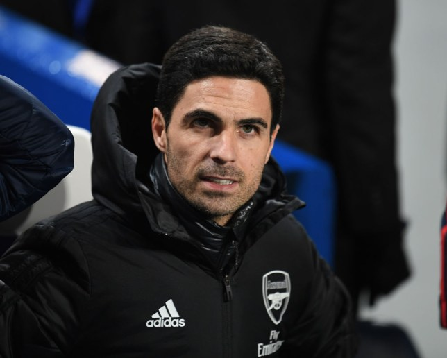 Mikel Arteta's defensive options at Arsenal have been limited by injuries