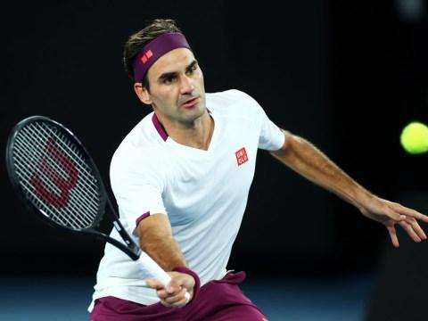 Australian Open: Roger Federer fights back as Coco Gauff run brought to a halt