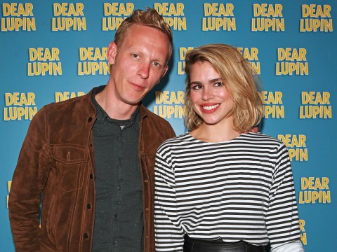 When was Laurence Fox married to Billie Piper and do they have children?