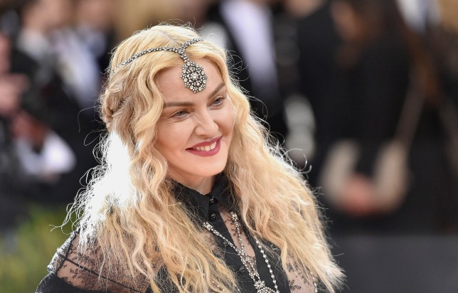 What happened to Madonna as she cancels London Palladium concert?