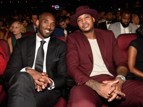 Carmelo Anthony reveals his final call to Kobe Bryant was about coaching Gianna