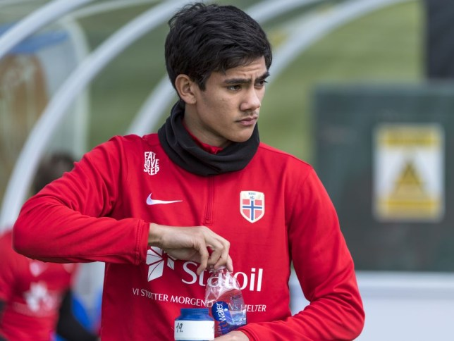 Norwegian starlet Josef Baccay wanted by Chelsea