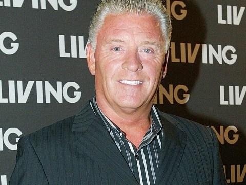 Derek Acorah died of pneumonia after brief illness, wife Gwen reveals