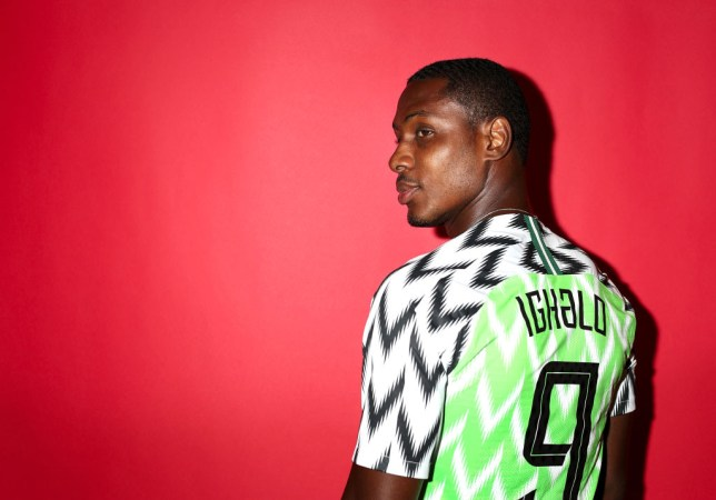 Man Utd sign Odion Ighalo on loan