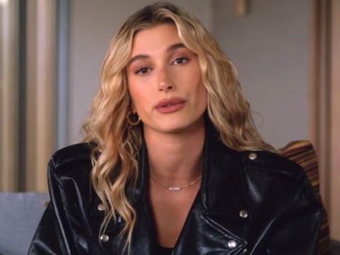 Hailey Baldwin denies speculation she's had plastic surgery: 'I've never touched my face'