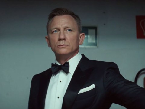 Daniel Craig Can T Escape James Bond And Replaces Martini