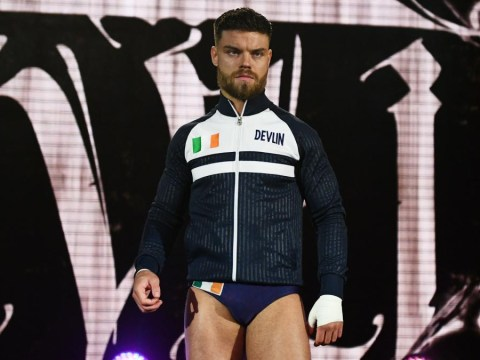 WWE's Jordan Devlin on Finn Balor frustration and why NXT UK can bring back Attitude Era