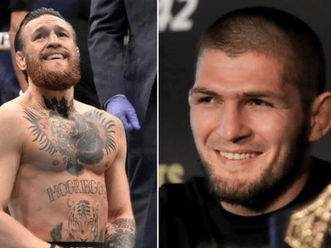 Khabib Nurmagomedov trolls Conor McGregor after rival's stunning UFC comeback