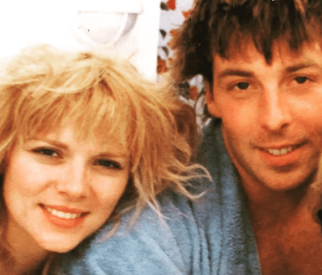 Kim Cattrall posts tribute to late brother on Instagram and Twitter