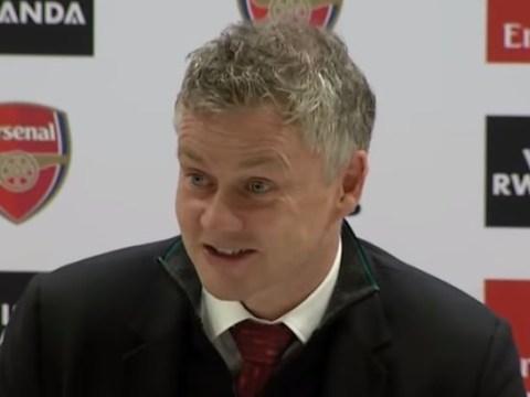 Ole Gunnar Solskjaer praises Nemanja Matic after Manchester United's defeat to Arsenal