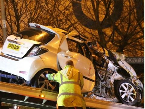 Three killed in New Year's Eve lorry crash were off-duty British Airways cabin crew