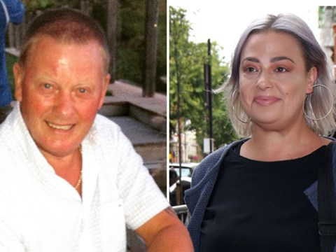 Lisa Armstrong shares emotional tribute to father Derek as she celebrates first New Year since his death