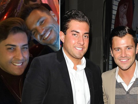 James Argent pays tribute to BFF Mark Wright for his support after 'drug overdose'